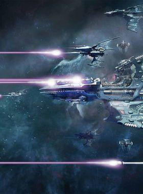 Battlefleet Gothic: Armada Key Art