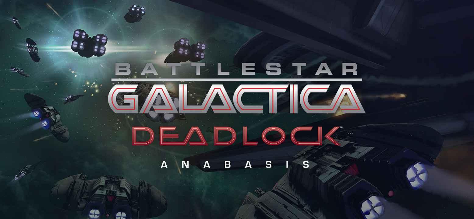 Battlestar Galactica Deadlock: Anabasis Thumbnail