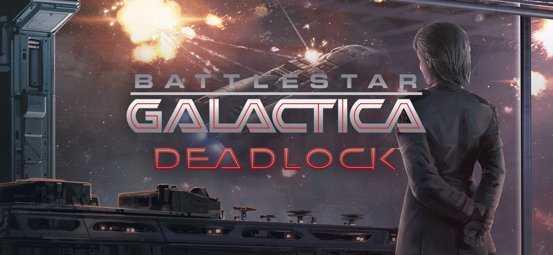 Battlestar Galactica Deadlock Video