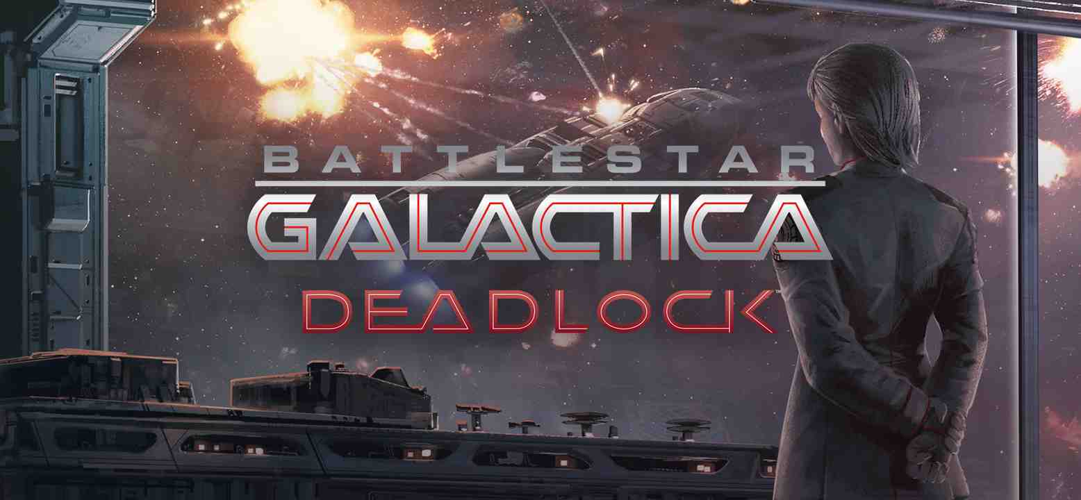Battlestar Galactica Deadlock Background Image