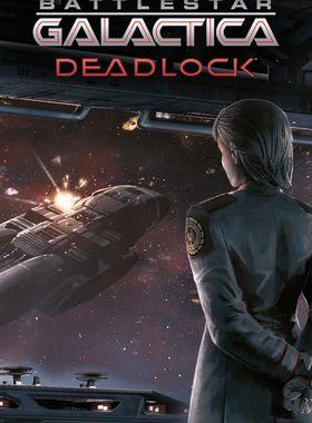 Battlestar Galactica Deadlock Key Art