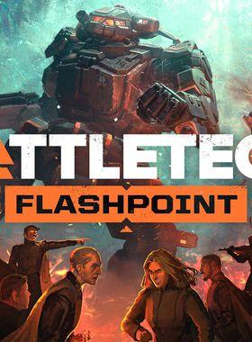 BattleTech Flashpoint Key Art