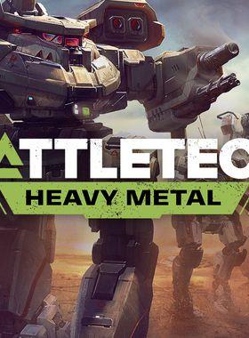 BattleTech Heavy Metal Key Art
