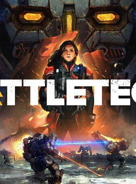 BattleTech Key Art