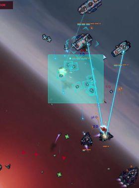 Battlevoid: Harbinger Key Art