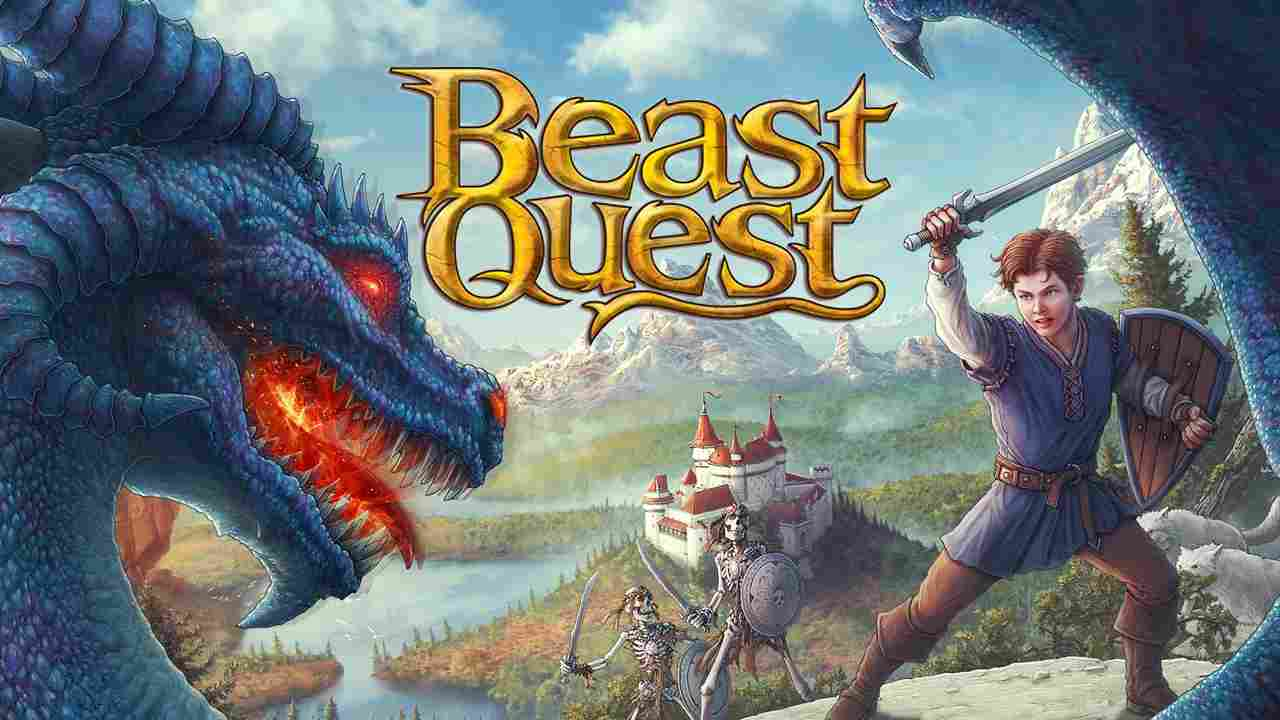 Beast Quest Background Image