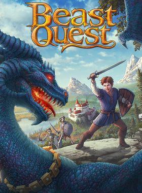 Beast Quest Key Art
