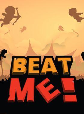 Beat Me! Key Art