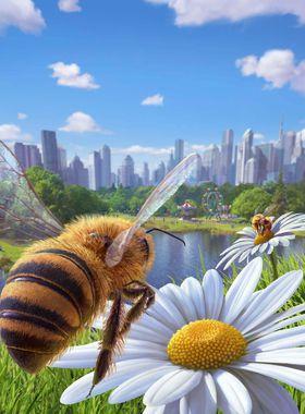 Bee Simulator Key Art