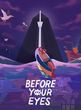 Before Your Eyes Key Art