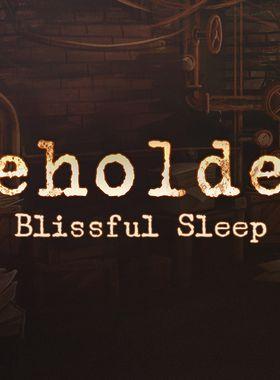 Beholder: Blissful Sleep Key Art