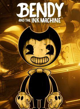 Bendy And The Ink Machine Key Art