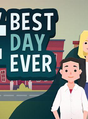 Best Day Ever Key Art