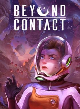 Beyond Contact Key Art