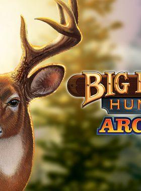 Big Buck Hunter Arcade Key Art