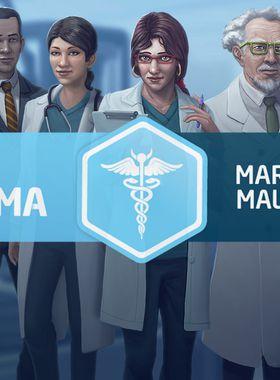 Big Pharma: Marketing and Malpractice Key Art