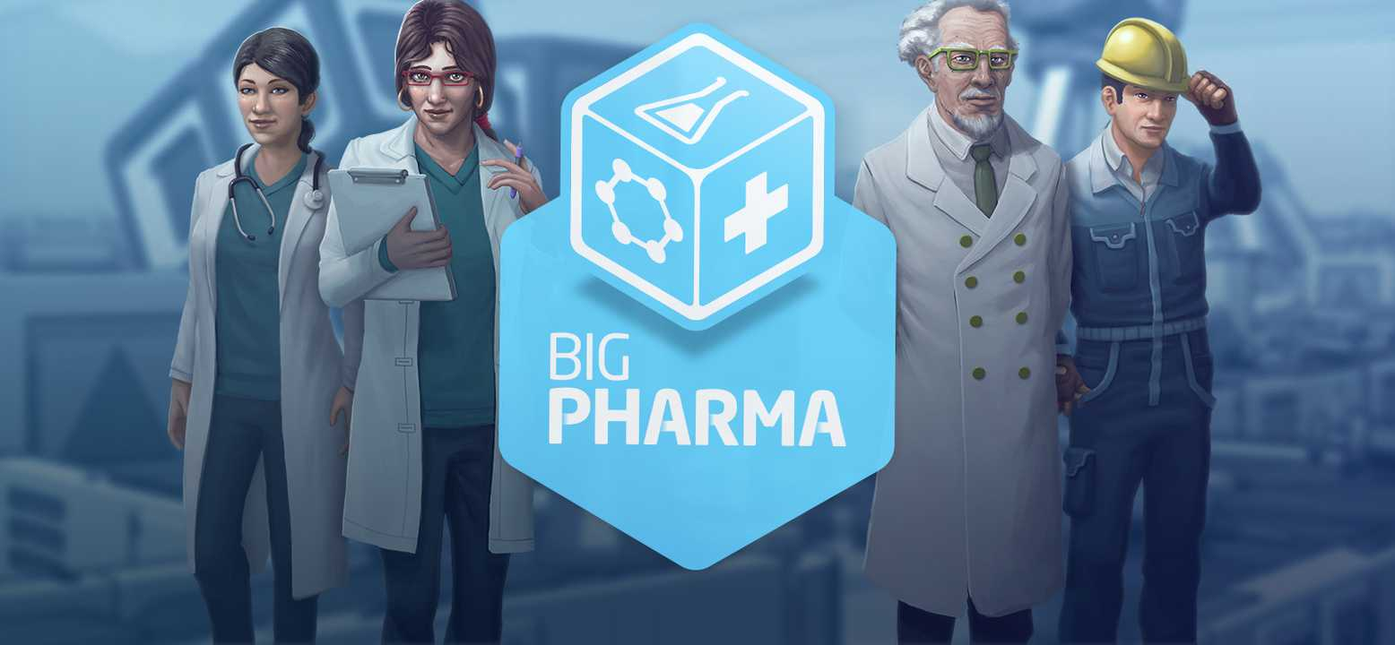 Big Pharma Thumbnail