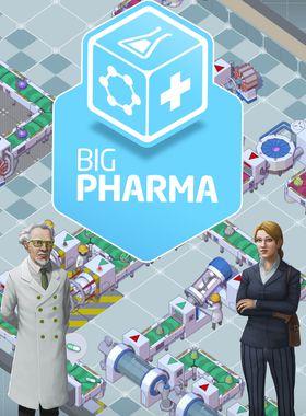 Big Pharma Key Art