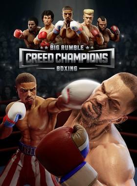 Big Rumble Boxing: Creed Champions Key Art