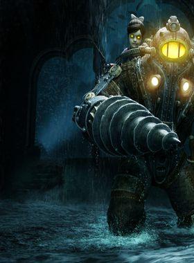 BioShock 2 Key Art
