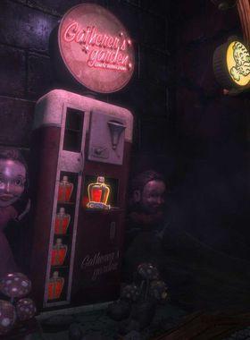 BioShock Remastered Key Art