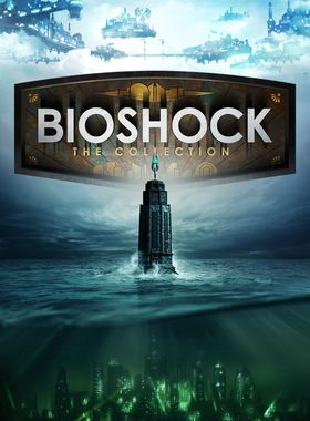 BioShock: The Collection Key Art
