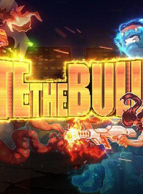 Bite the Bullet Key Art