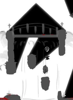 Black & White Bushido Key Art