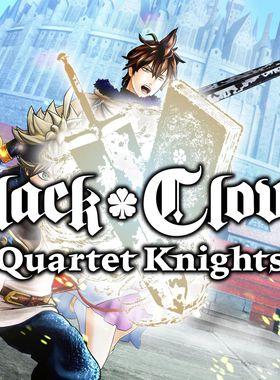 Black Clover: Quartet Knights Key Art