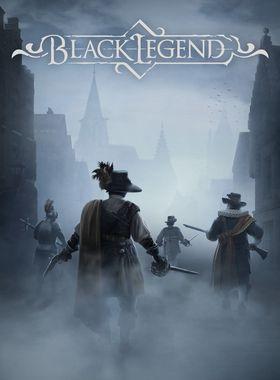Black Legend Key Art