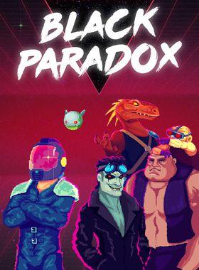 Black Paradox Key Art
