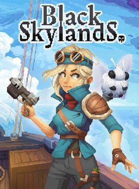 Black Skylands Key Art