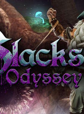 Blacksea Odyssey Key Art