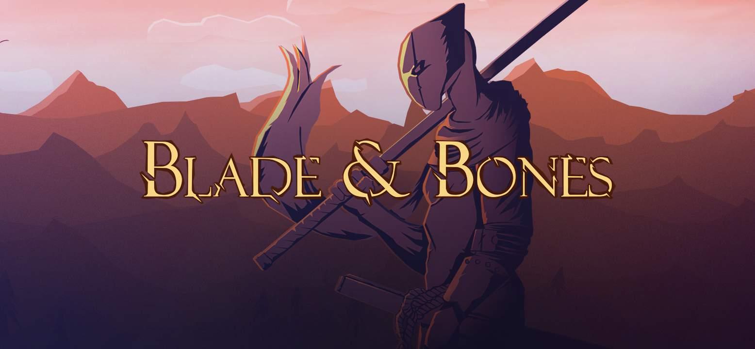 Blade & Bones Background Image
