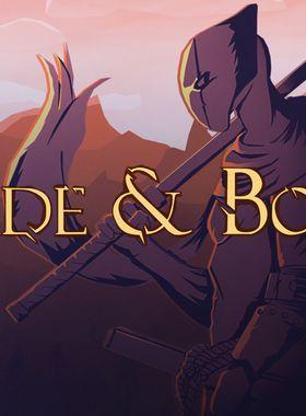 Blade & Bones Key Art