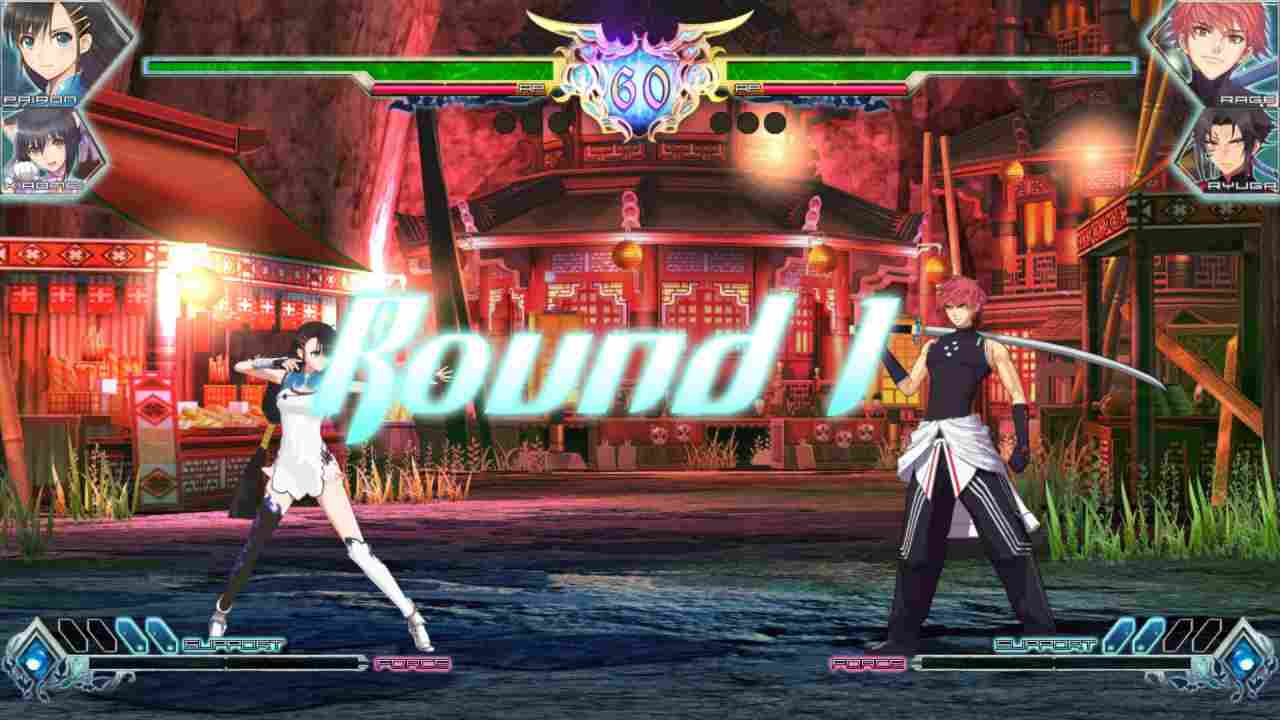 Blade Arcus From Shining: Battle Arena Thumbnail