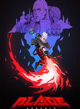 Blade Assault Key Art
