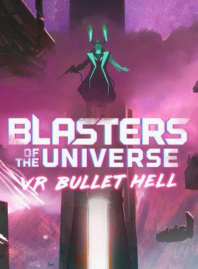 Blasters of the Universe Key Art