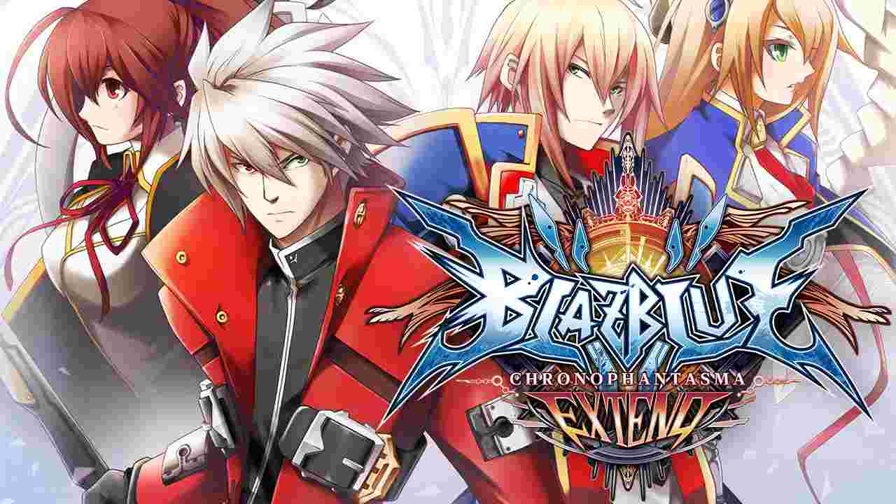 BlazBlue: Chrono Phantasma Extend Thumbnail