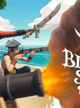 Blazing Sails: Pirate Battle Royale Key Art