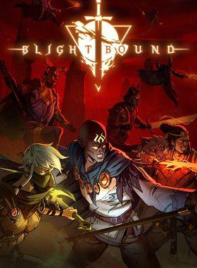 Blightbound Key Art