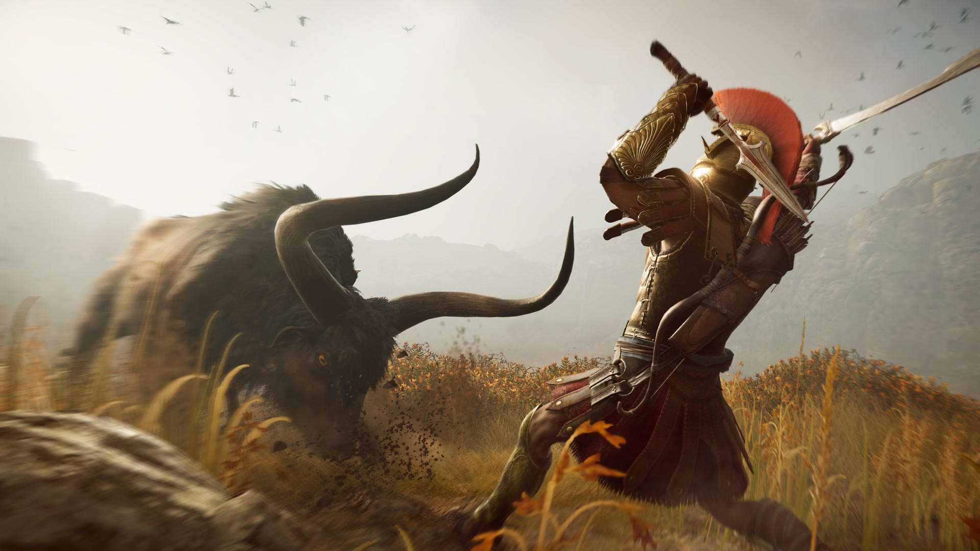 Assassin's Creed Odyssey: Gigantic battles & love