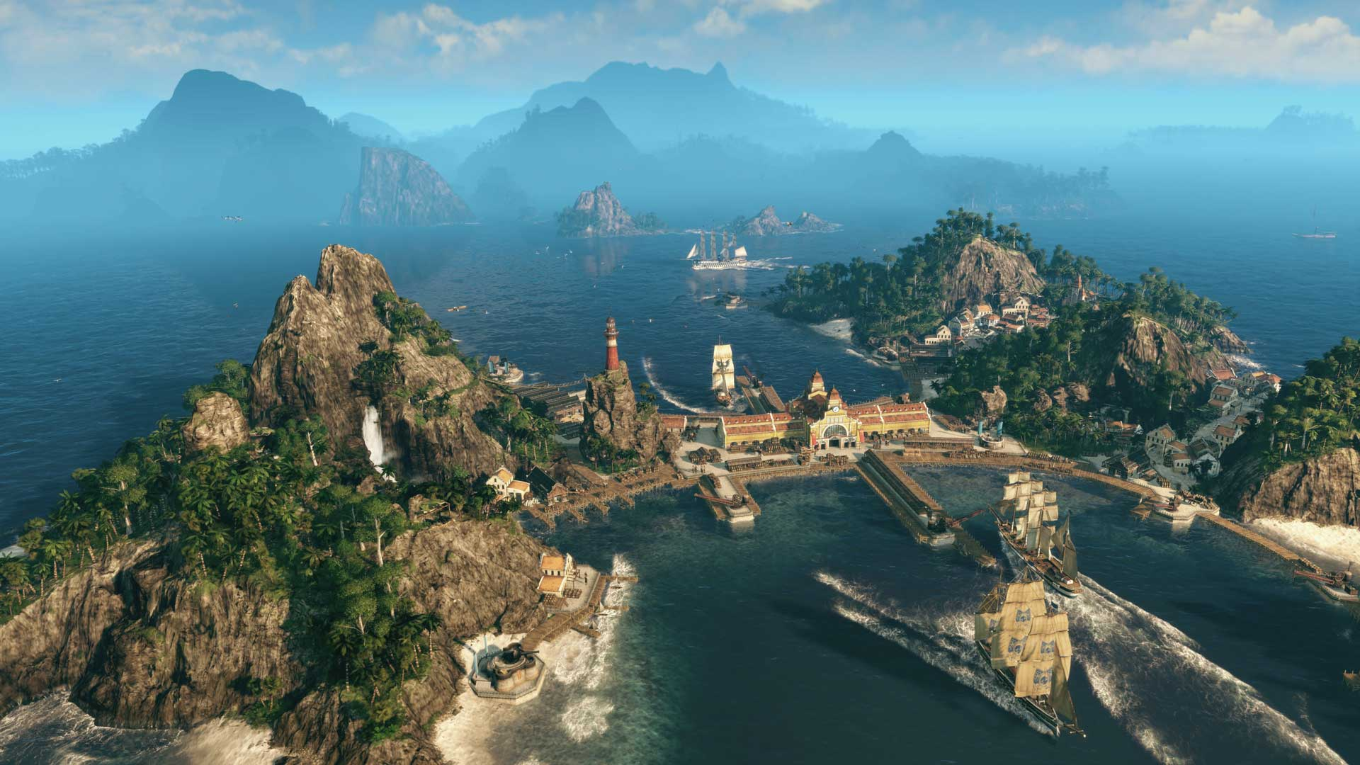 What can you expect in Anno 1800?