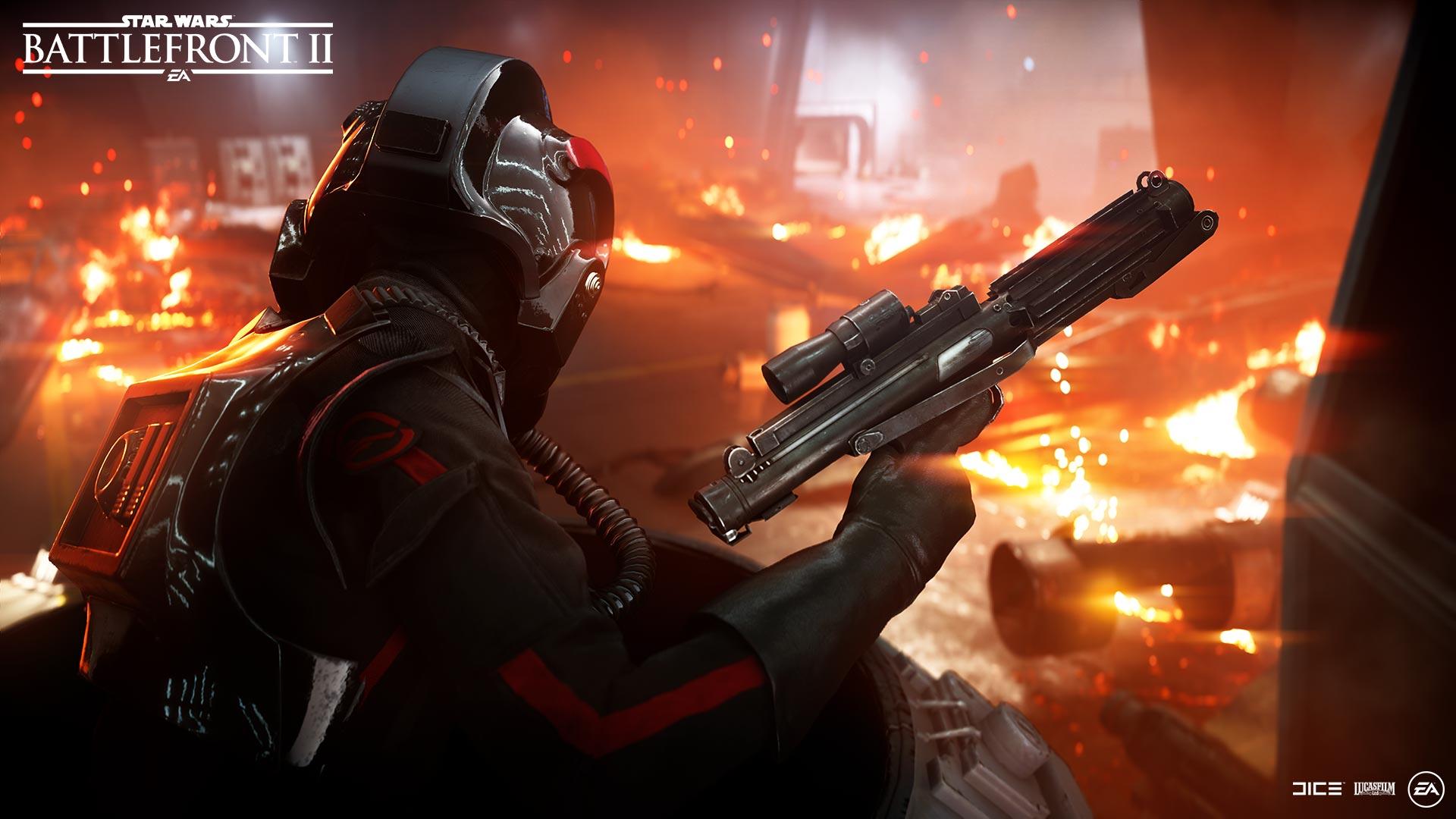 Star Wars Battlefront 2: Elite Corps incoming!