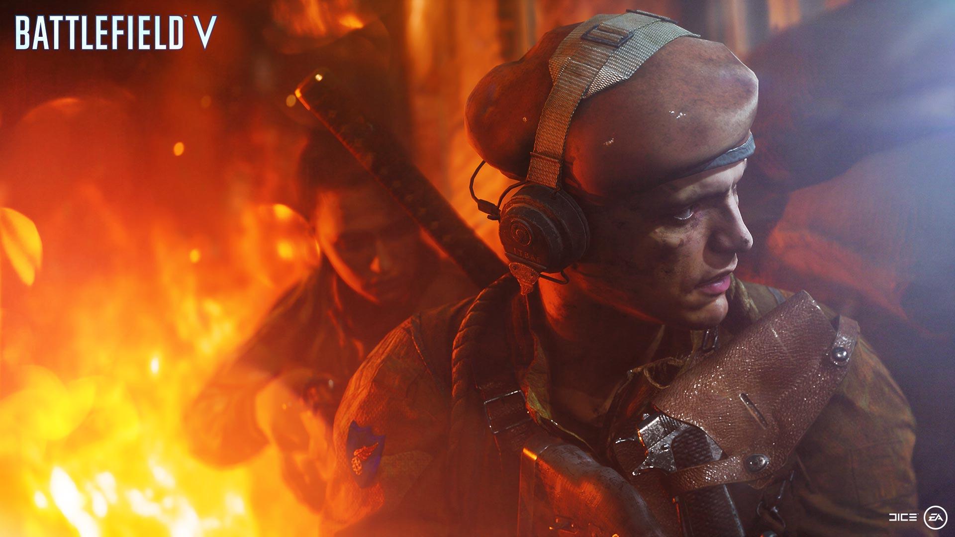 Battlefield 5: Closed Alpha but public