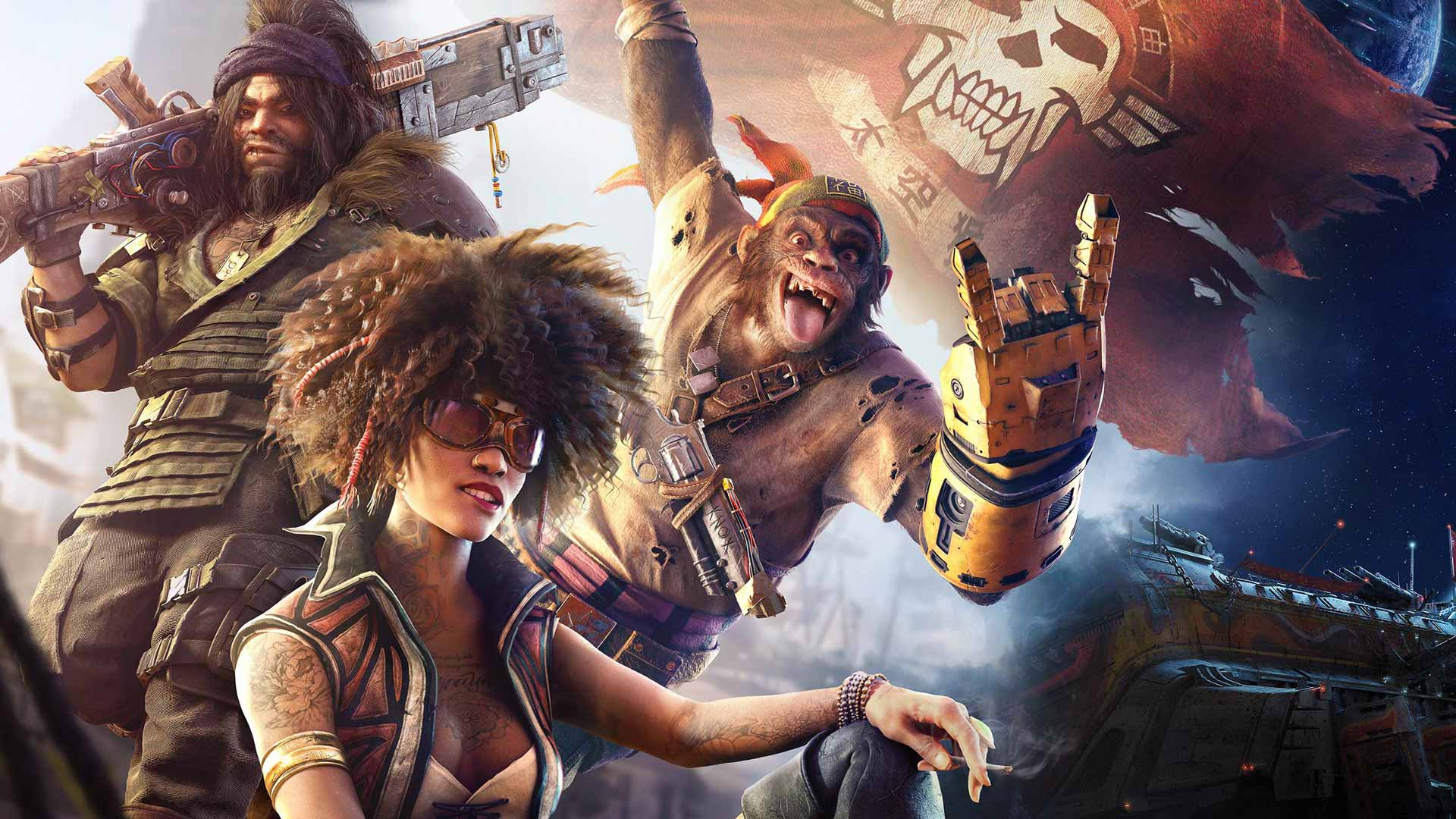 Beyond Good & Evil 2: New trailer and old friends