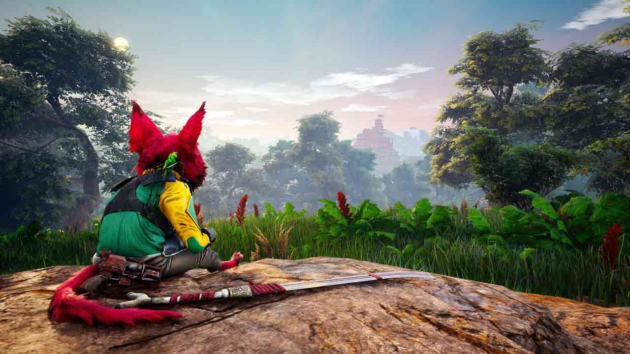 Biomutant: Jump, Fight, Mutate