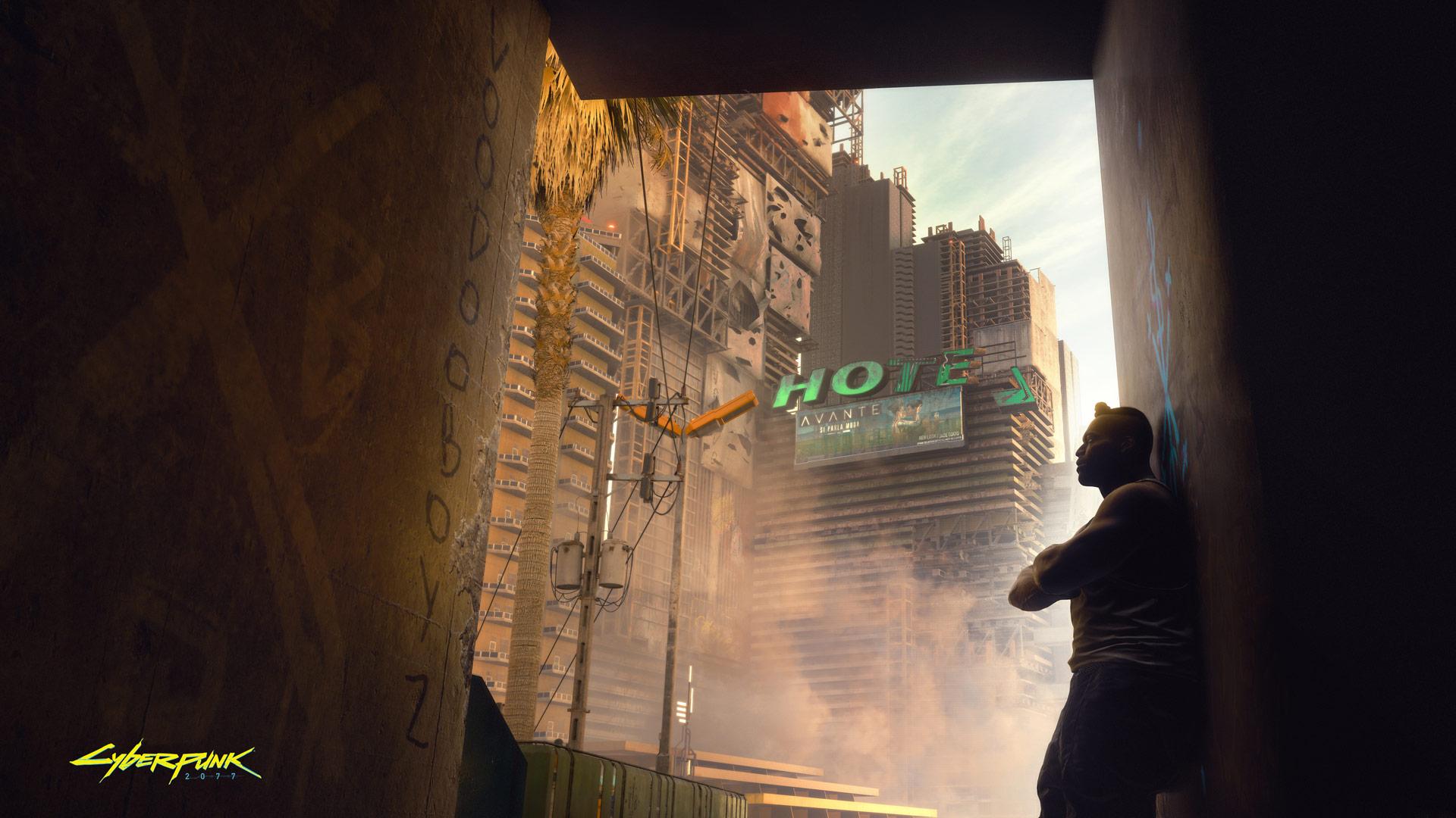 Will Cyberpunk 2077 have multiplayer?