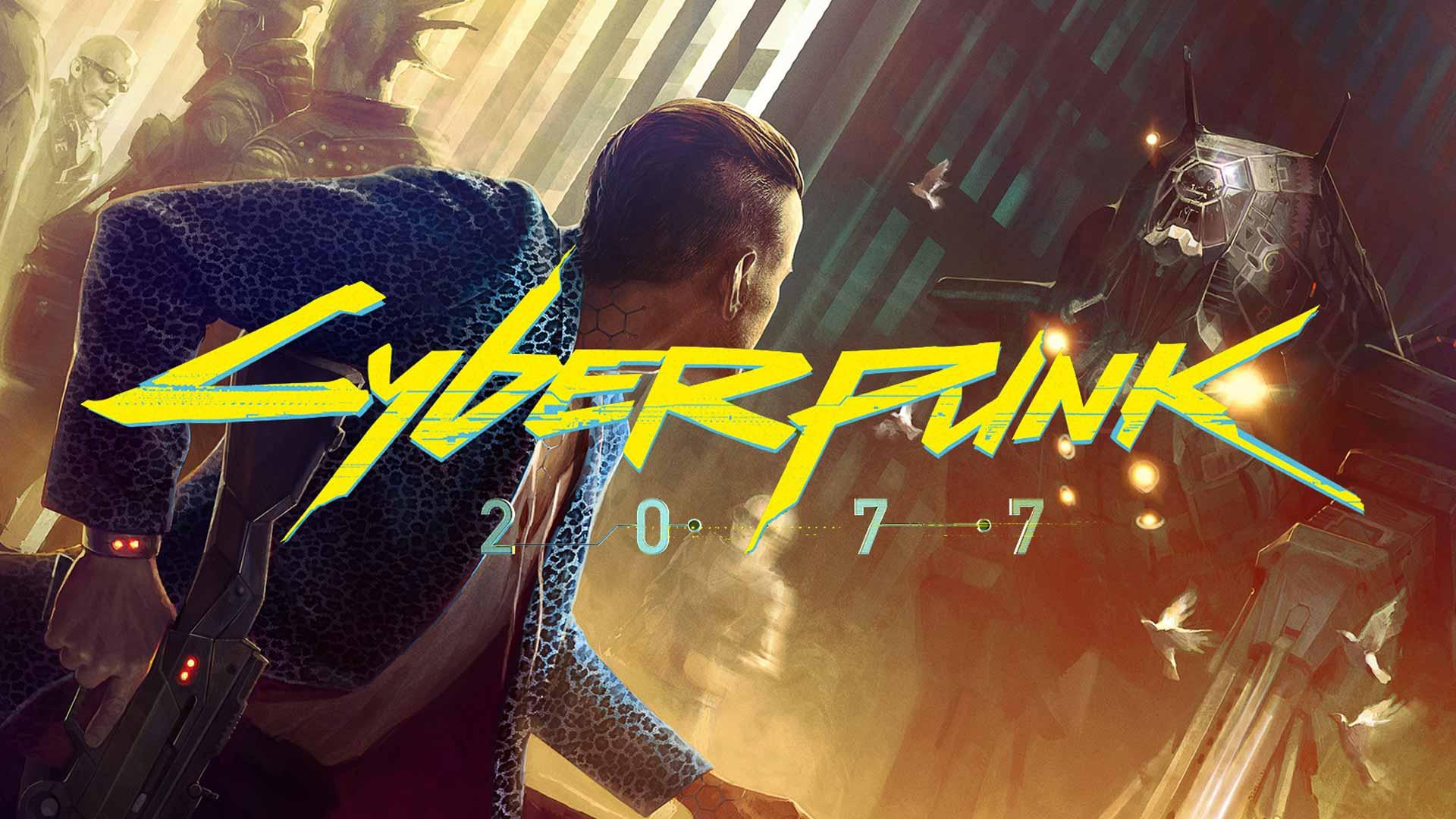 Cyberpunk 2077 present at E3 2018?