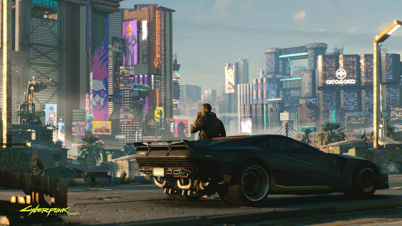 Cyberpunk 2077: Graphics, Nudity, Coolness Thumbnail